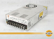 MOTORE ACT GmbH Alimentatore 350w 24v 14.6a motore passo passo NEMA 23 CNC Power Supply