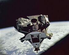 "New 8x10 NASA Photo: Apollo 9 Lunar Module ""Spider"" in Ascent Stage, 1969"