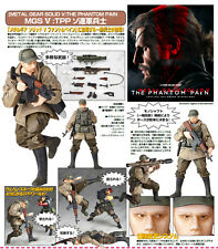 Micro Yamaguchi Revol Metal Gear Solid V:The Phantom Pain Soviet Soldier figure