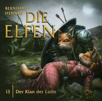 BERNHARD HENNEN - DIE ELFEN - 13: DER KLAN DER LUTIN   CD NEW