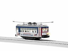 Lionel Trains 1935090 WWII US War Bonds Trolley O Gauge