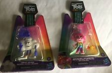 2 Hasbro / Dreamworks Trolls World Tour Movie 2020 Toy *POPPY* Figure + Harper