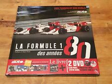 LA FORMULE 1 DES ANNÉES 80