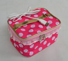 USB Thermal Insulation Lunch Food Box Warmer Heating Container Storage Bag PINK