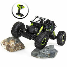 2.4 GHz 1/18 Rock Crawler Off-Road Racing Remote Control Car (Green/Black)