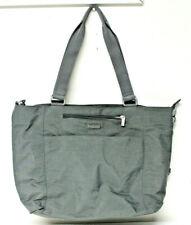 "Baggallini Boulevard Laptop Tote Bag lightweight 17"" X 12"" X6"" Grey"
