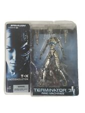NEW McFarlane T-X Endoskeleton Terminator 3 Rise of the Machines SEALED NIB