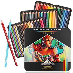 Prismacolor Premier 72 Pack Soft Core Color Pencils Art Supplies for Drawing