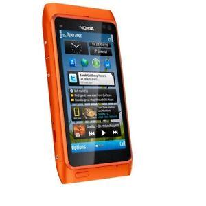 Nokia N Series N8-00 - 16GB (Unlocked) Smartphone Original 5Color 12 MP WIFI GPS