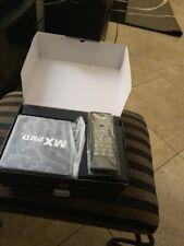BRAND NEW MX PRO ANDROID INTERNET TV BOX Quad Core USB 3D WiFi 1080P