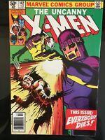 Uncanny X-Men #142, FN+ 6.5, Days of Future Past Part 2, Wolverine, Storm