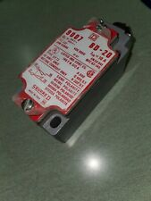 9007 BD-20 LIMIT SWITCH SQUARE D
