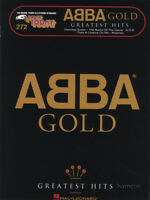 ABBA Gold Greatest Hits E-Z Play Today Very Easy Keyboard Sheet Music Book EZ