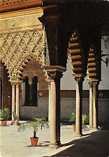 B68152 Spain Sevilla Royal Palaces court