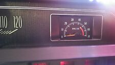 1969 1970 Chevrolet Impala Caprice Biscayne Kingswood Tachometer RPO Tach 70 69