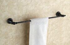 Oil Rubbed Bronze Single Towel Bar Rack Bathroom Wall Mounted Towel Holder