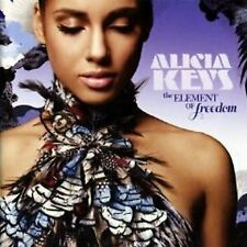 ALICIA KEYS - THE ELEMENT OF FREEDOM  CD