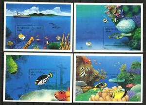 Maldives Stamp - Fish Stamp - NH