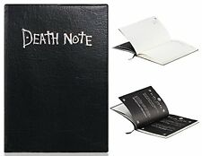 135 Pages Death Note Notebook with Cosplay Notebook Feather Pen