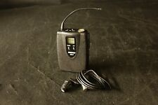 Shure ULX1-M1 Bodypack Transmitter with WL185 Cardioid Lavalier Microphone