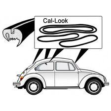 VW MAGGIOLINO MAGGIOLONE 1302 BEETLE GUARNIZIONI VETRO CAL LOOK WINDOW SEAL KIT