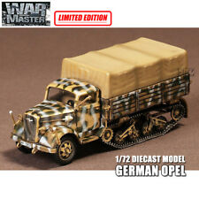 German Opel 1/72 DIECAST MODEL FINISHED TANK WAR MASTER