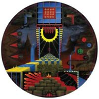 King Gizzard & The Lizard Wizard Polygondwanaland PICTURE DISC Vinyl LP Record!!