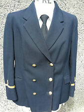 Military Ladies Navy Style Jacket + Shirt + Tie ~ GOODWOOD REVIVAL ~ issued 198#