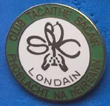 Republic of Ireland London Supporters  enamel badge