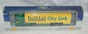 Schuco Initial City Link Diecast 1:87 Lorry Truck  Exclusive Edition Boxed