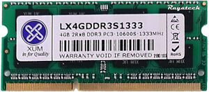 16GB (4x4GB) 8GB (2x 4GB) Arbeitsspeicher RAM 4 APPLE iMac 21.5 - 27 Zoll  2010