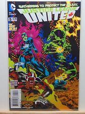 Justice League United #5 Variant Monsters  D.C. Universe Comics  CB4799