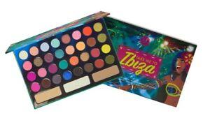 Brand New BH Cosmetics Take me to Ibiza 35 Colour Eyeshadow Palette 28g