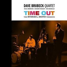 Dave Brubeck - Time Out: Mono / Stereo Versions + Time Further [New CD] Spain -