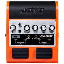 Joyo JAM BUDDY Dual channel 2x4W Pedal Guitar Amp - Orange +Picks
