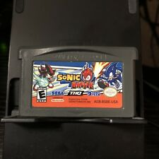 Nintendo Game Boy Advance GBA   Sonic Battle   Game Only
