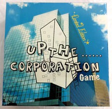 Up The Corporation Board Game Hilarious Funny Work Office Family Adult Party
