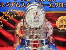 CINDERELLA PREMIUM LUXURY SWING CLOCK GLASS DOME DISNEY OROLOGIO SEGA PRINCESS