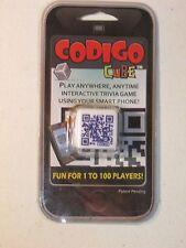 Codigo Cube Interactive Smart Phone Fast Paced Trivia Game Fun App 4 Clowns