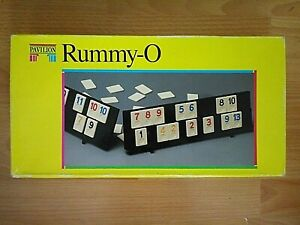 Rummy-O Game - Pavillion - 100 % Complete