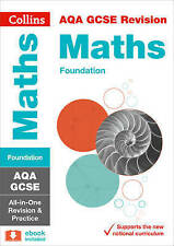 AQA GCSE Maths Foundation Tier All-in-One Revision and Practice (Collins GCSE Re
