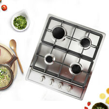 NEW 4 Burners Built-In Stove Gas Cooktop Kitchen Easy to Use Gas Cooking Cooker