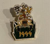 WDW Disney PIN 1999 DISNEYANA Mickey Mouse Pluto Goofy Donald Duck SAFARI Car