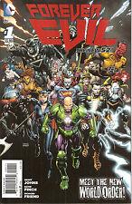 Forever Evil  #1  Regular  Cover