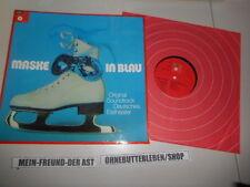 LP OST Maske In Blau : Deutsches Eistheater / Org Soundtrack (14 Song) BASF REC