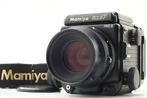 【MINT】 Mamiya RZ67 Pro II + Sekor Z 110mm f/2.8 W +120 Film Back From Japan 971