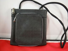 FC10 Black Urban Oxide Recycled Bubble Rubber Wallet Part Bag Purse HTF Style