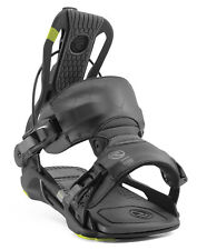 2020 FLOW FENIX Snowboard Bindings NEW Large (7.5-11) Black