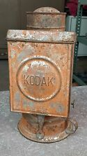 VINTAGE BEAUTIFUL KODAK DARK ROOM KEROSENE LANTERN / CAMERA LAMP
