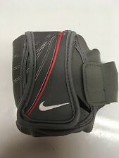 NIKE Golf Ipod / MP3 Player Holder Special Edition Grey Red